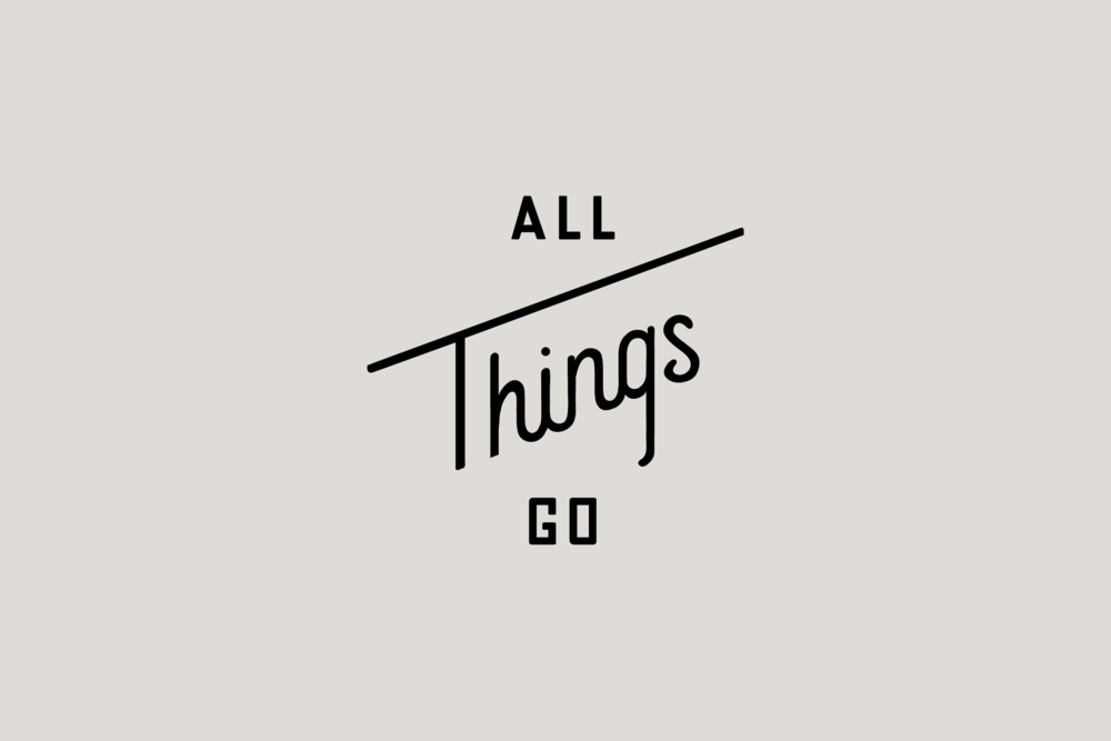 All Things Go Logo - Daniel Patrick Simmons