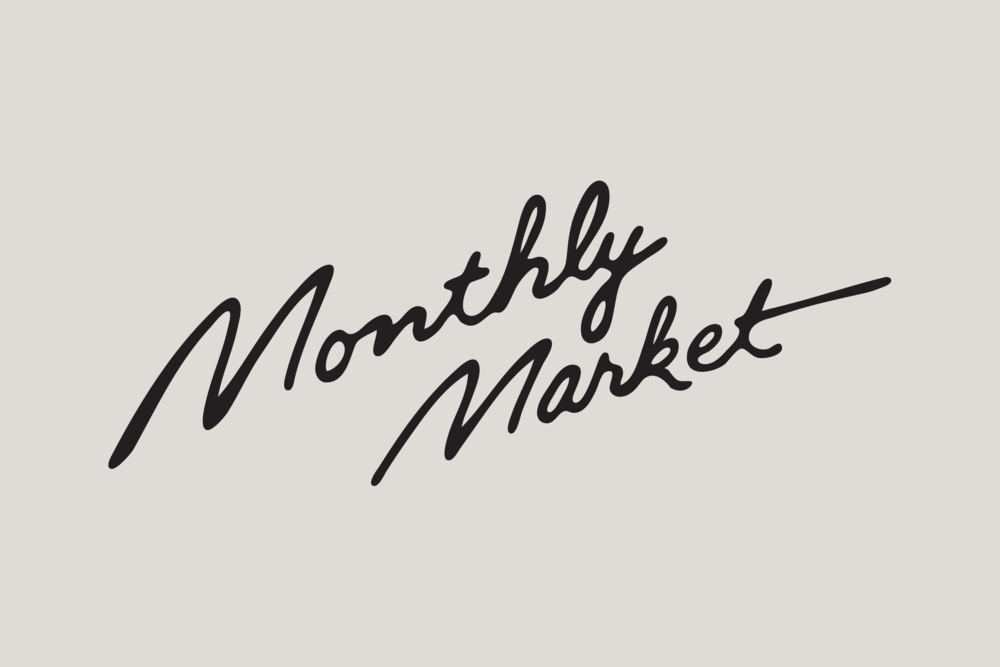 Monthly Market Logo - Daniel Patrick Simmons