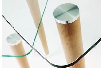 UV Bonding γυαλί-μέταλλο
