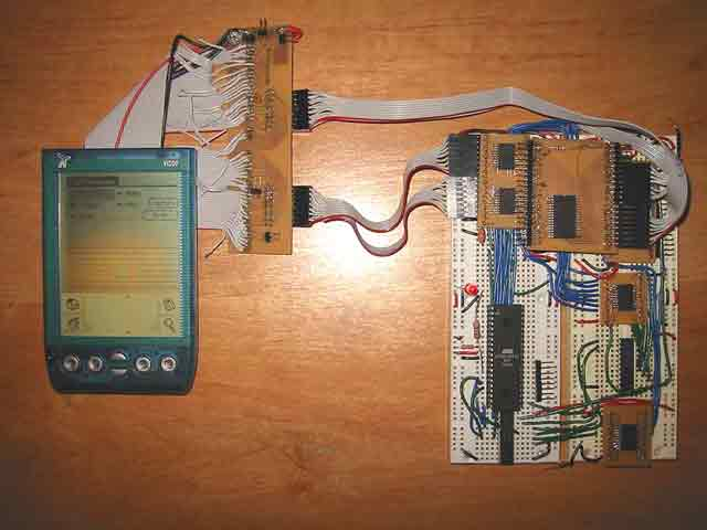 Logic Analyzer Prototype
