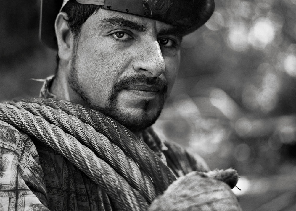 Raul Mora Avalos, Hook Tender, Fort Bragg, CA 2004