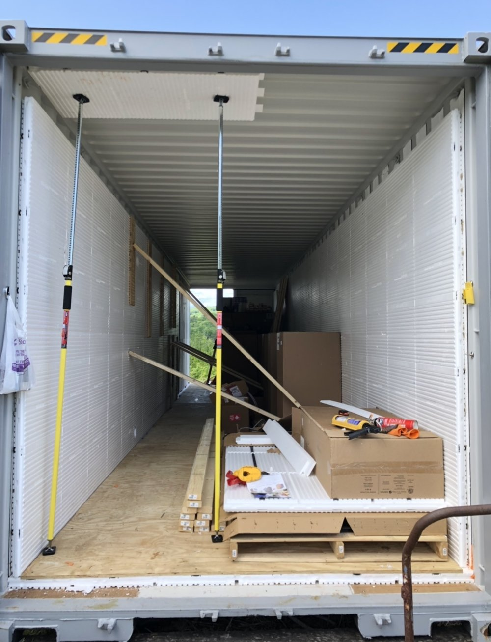 Michael Nicastro container inside.JPG