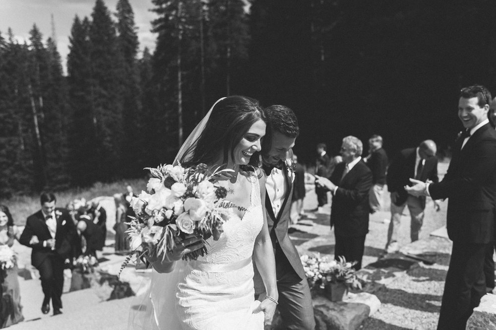 323-beaver-creek--mountain-top-wedding--recessional--black-and-white.jpg