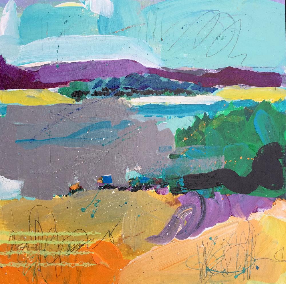(SOLD) Angel Island