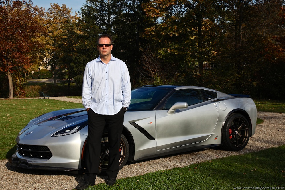 Founder and creator of the legendary Specter Werkes' Corvette GTR, Jeff Nowicki reveals Nowicki Autosport Design studio's latest creation, the Concept7 suite of exposed carbon fiber body enhancement components for the all new 7th generation Corvette.