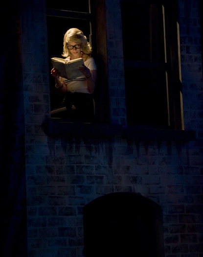 "Audrey in ""Little Shop of Horrors"" (Persephone Theatre)  *Photo by Peter Christensen"