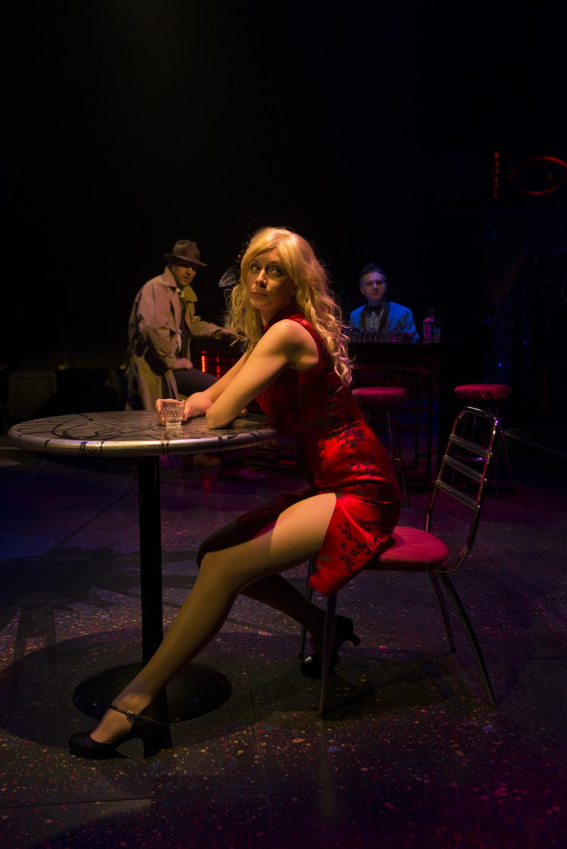Gunmetal Blues - Globe Theatre