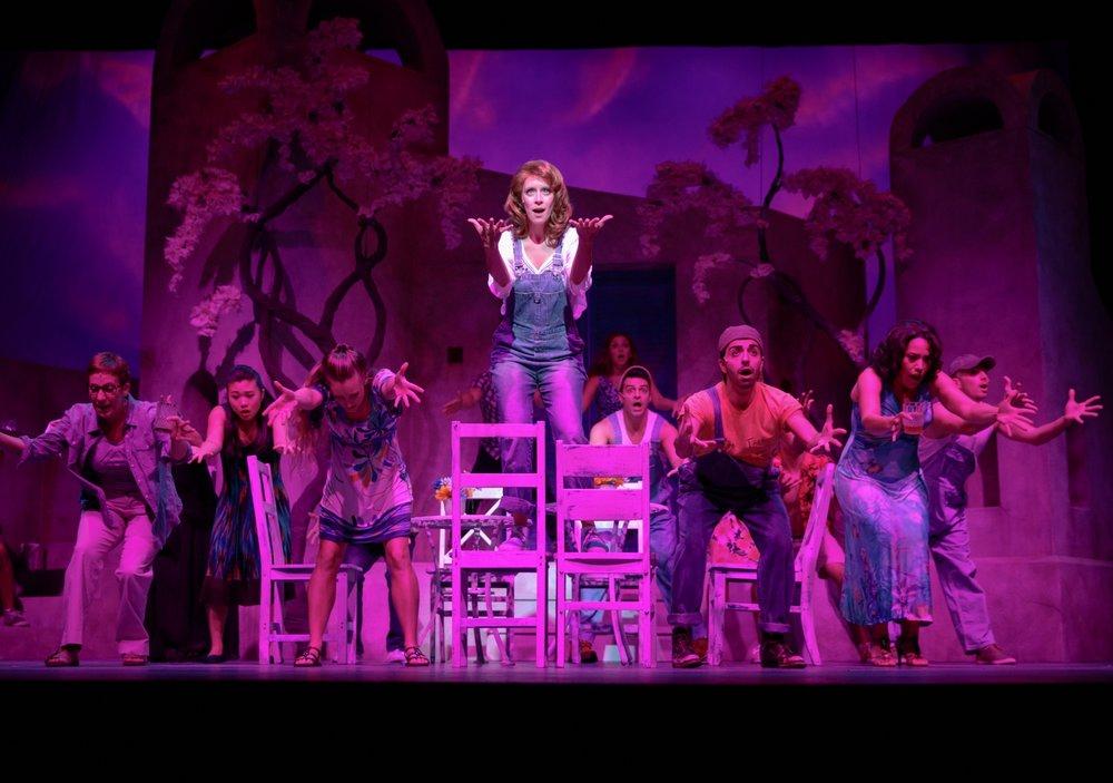 Mamma Mia! - Western Canada Theatre