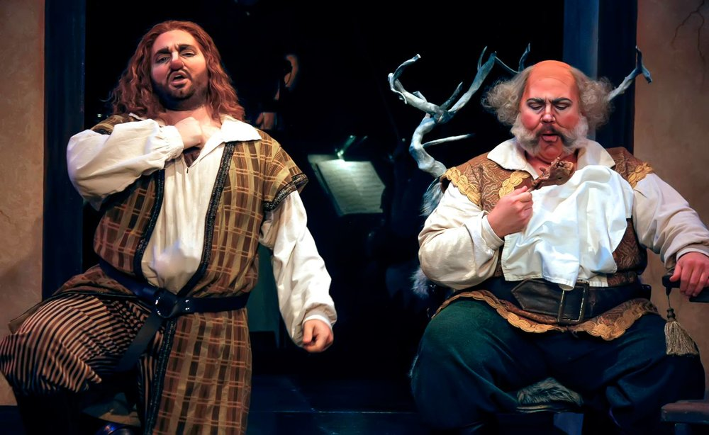 "Bardolpho in Opera on the James ""Falstaff"""