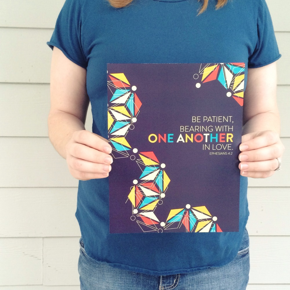 One Another Series: Week 3