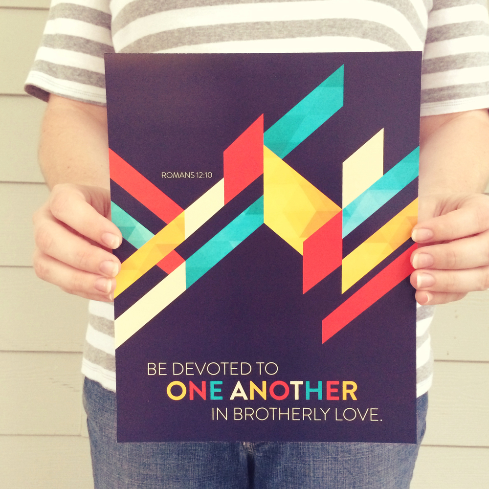 One Another Series: Week 6