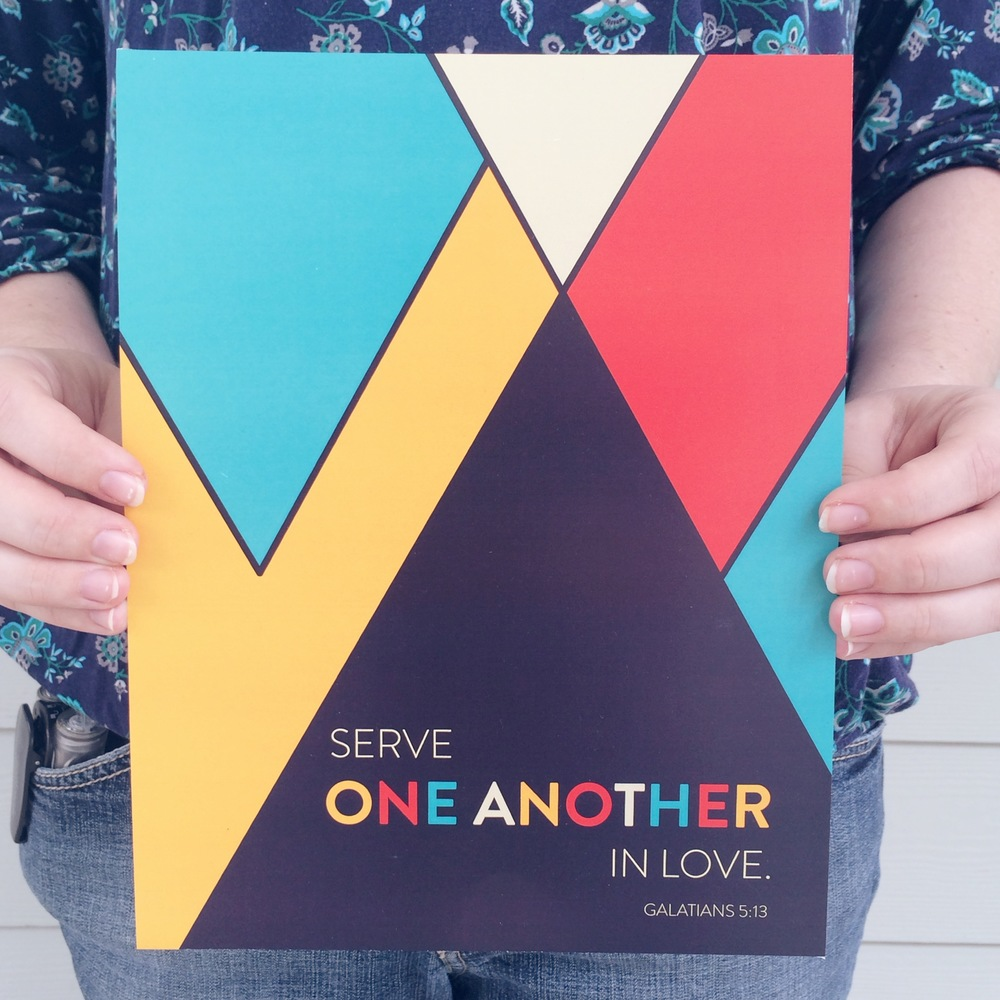 One Another Series: Week 7