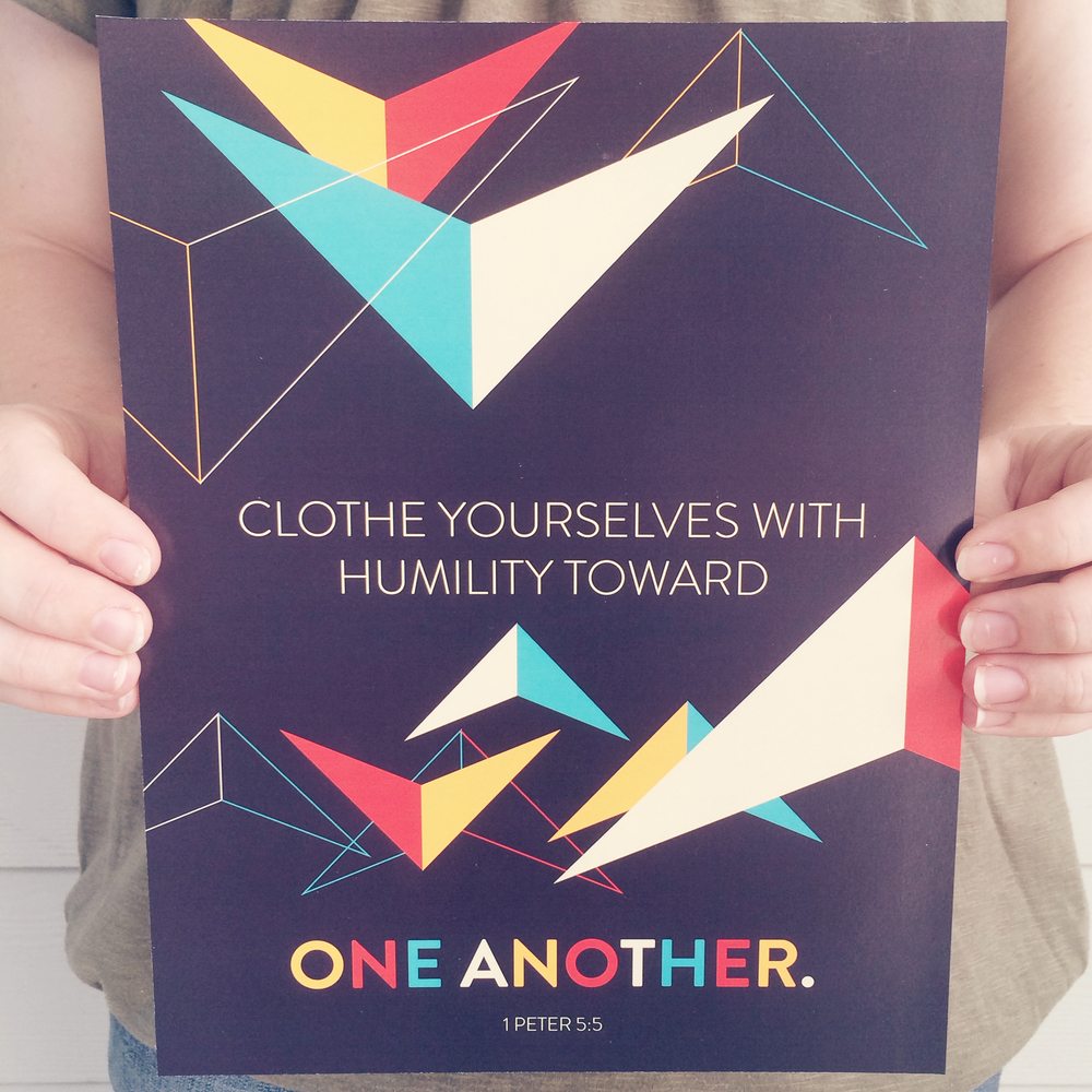 One Another Series: Week 9