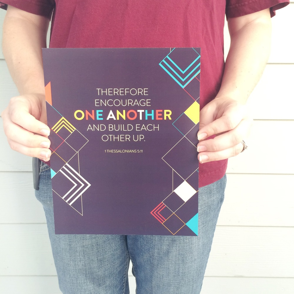 One Another Series: Week 11