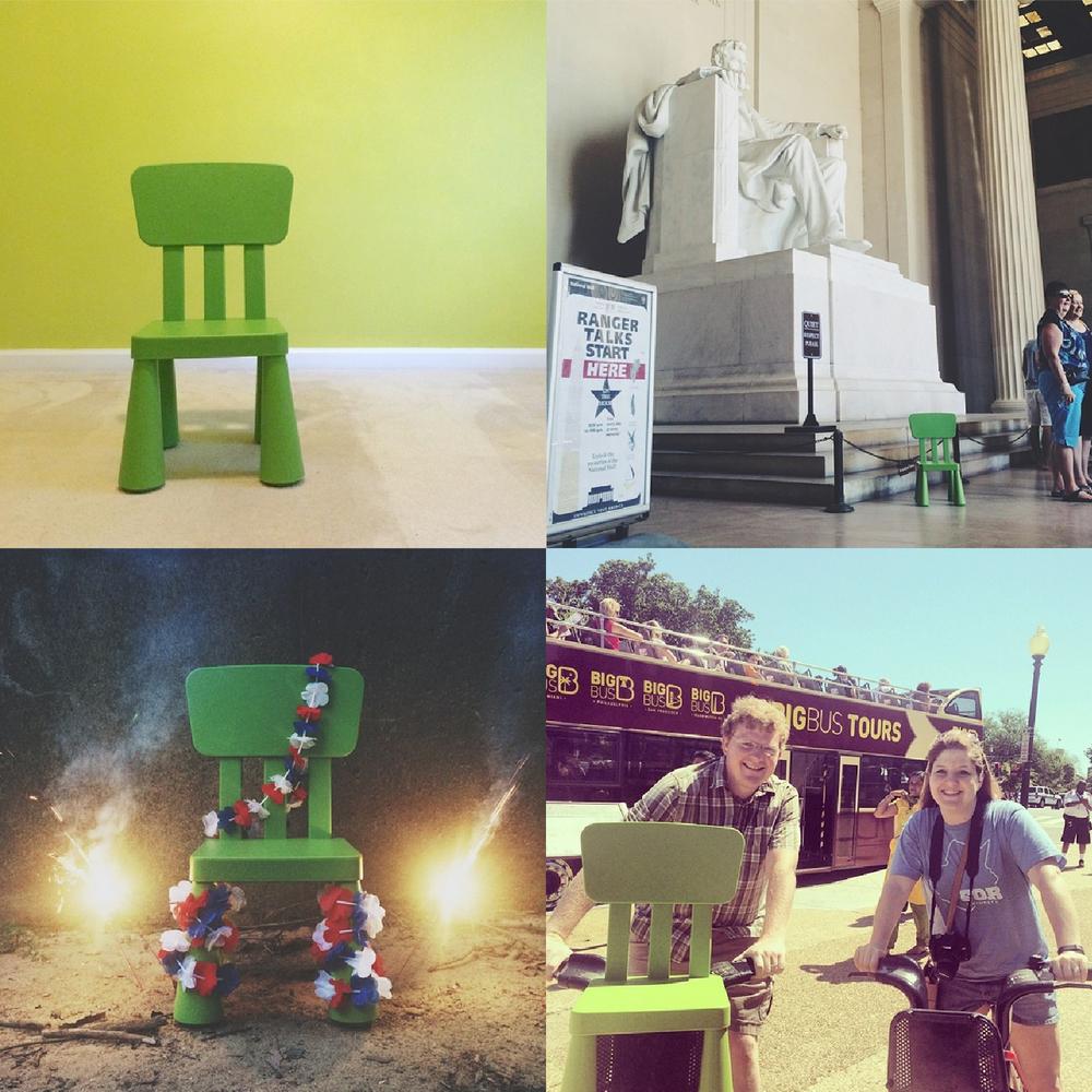 Frank the Chair: July Recap