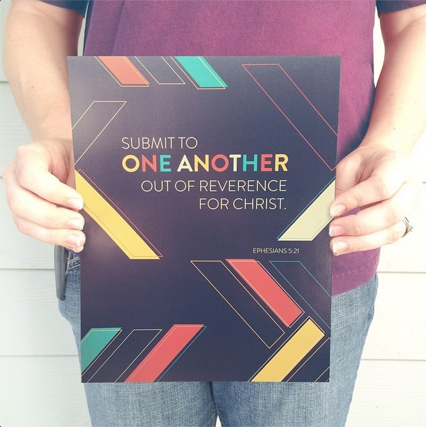 One Another Series: Week 13