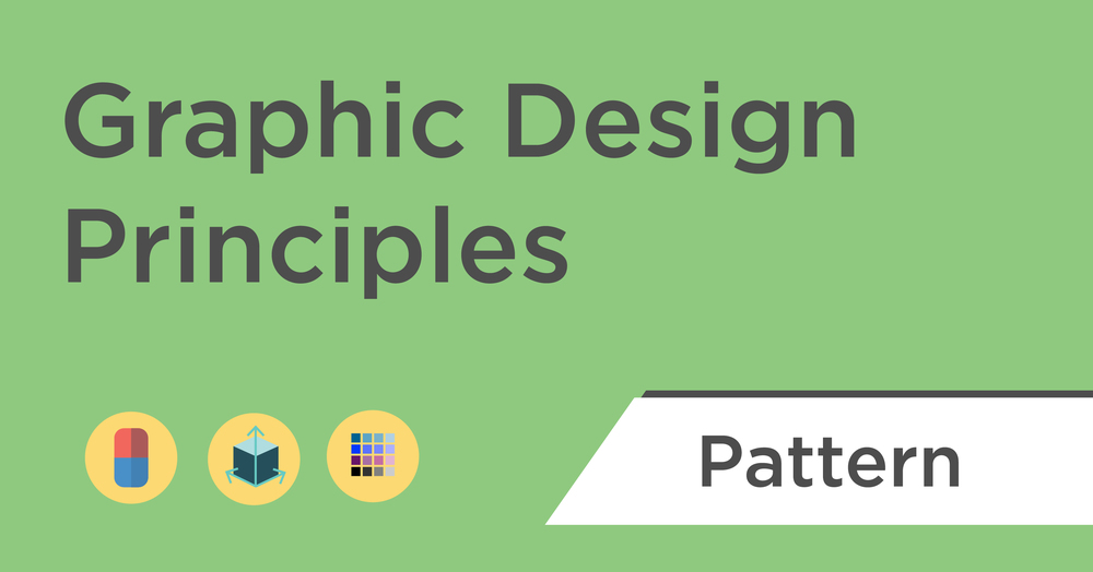 graphic design principles pattern