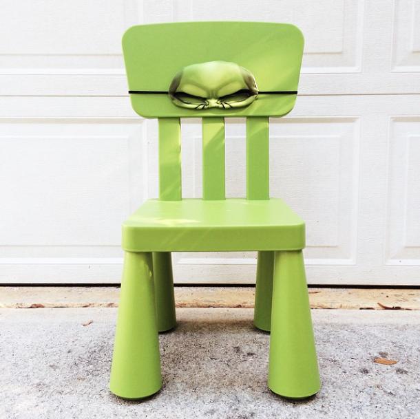 Frank the Chair: November Recap