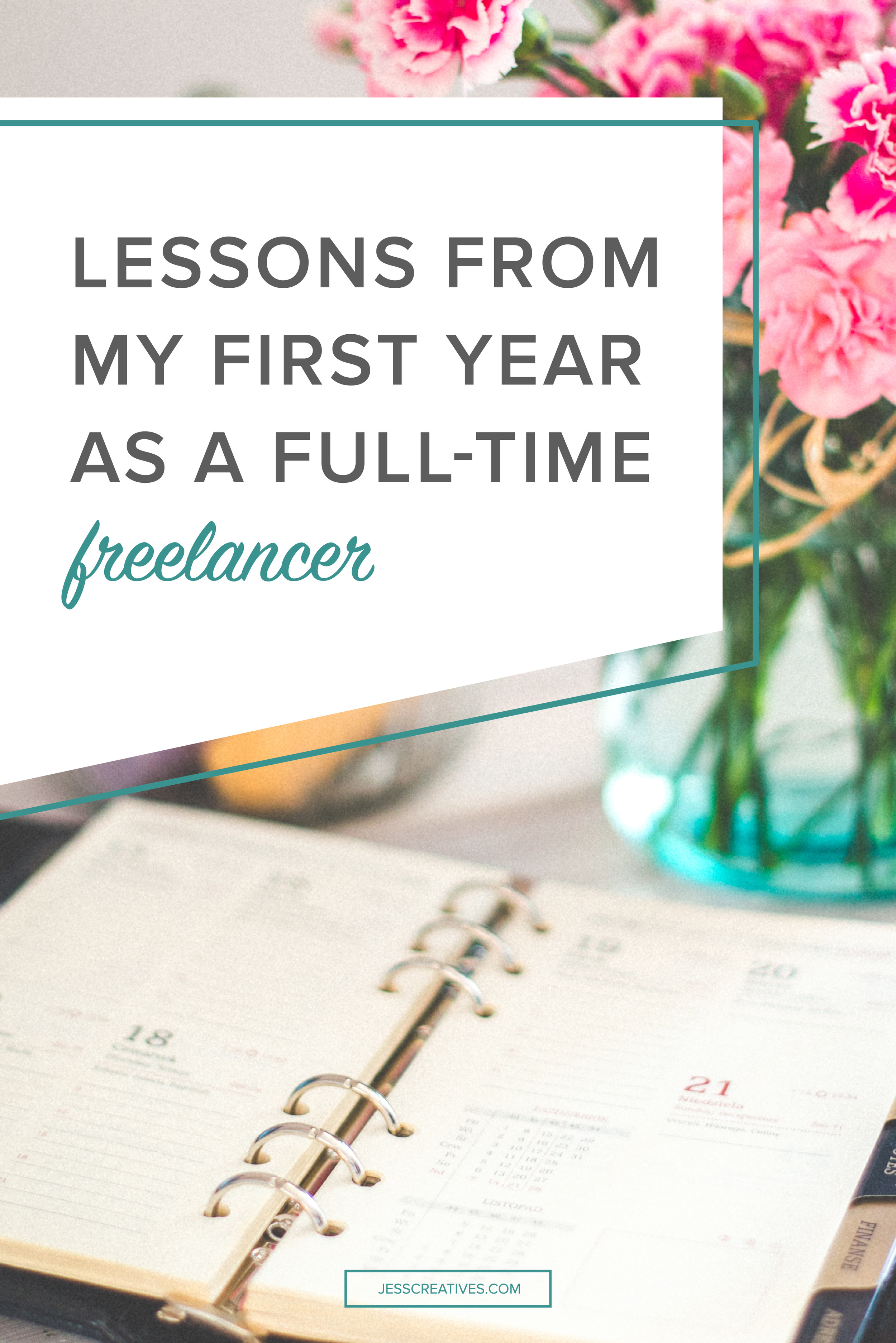 Lessons from my first year as a full-time freelancer