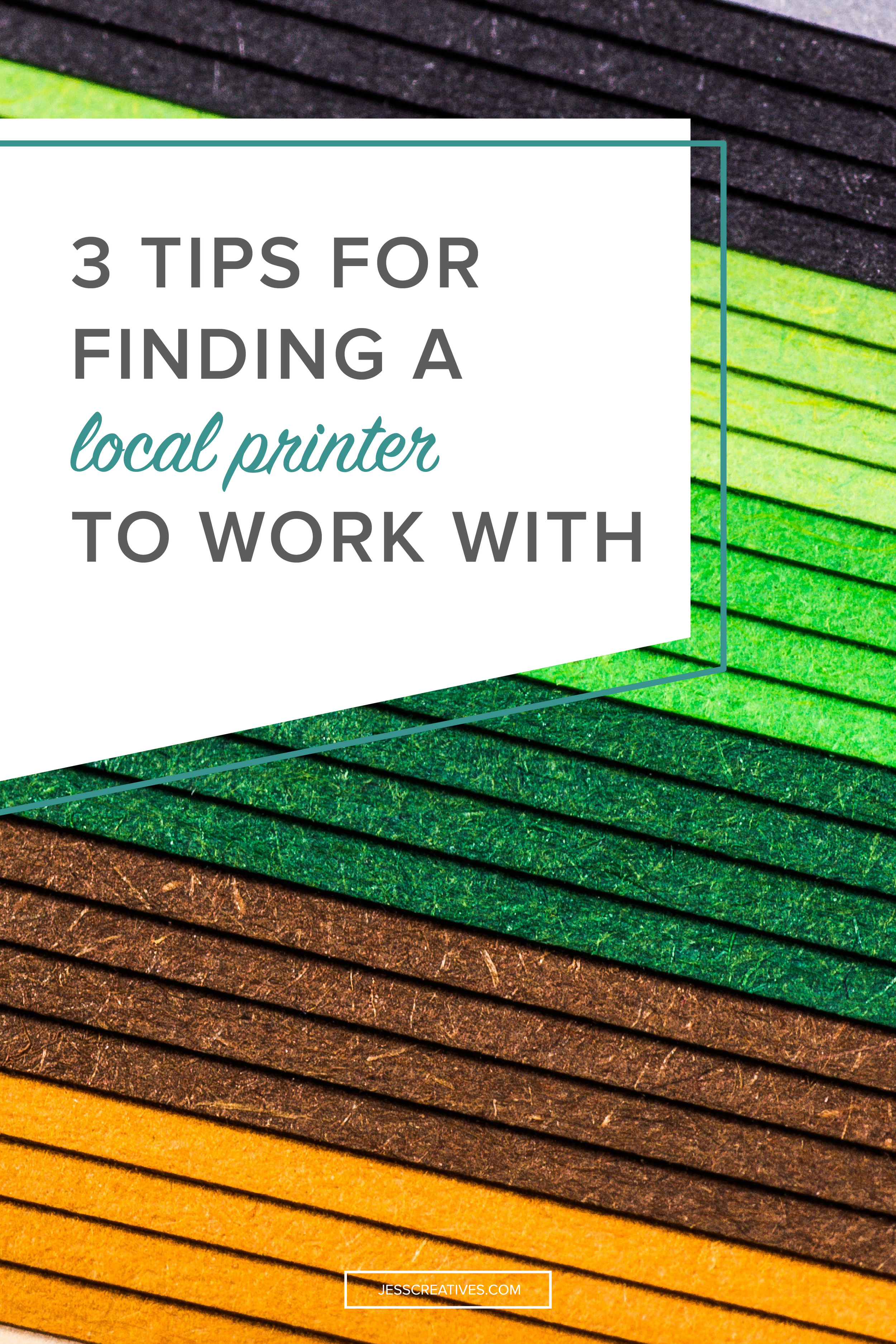 3 tips for finding a local printer to work with - Local Jobs How To Find Local Jobs In My Area