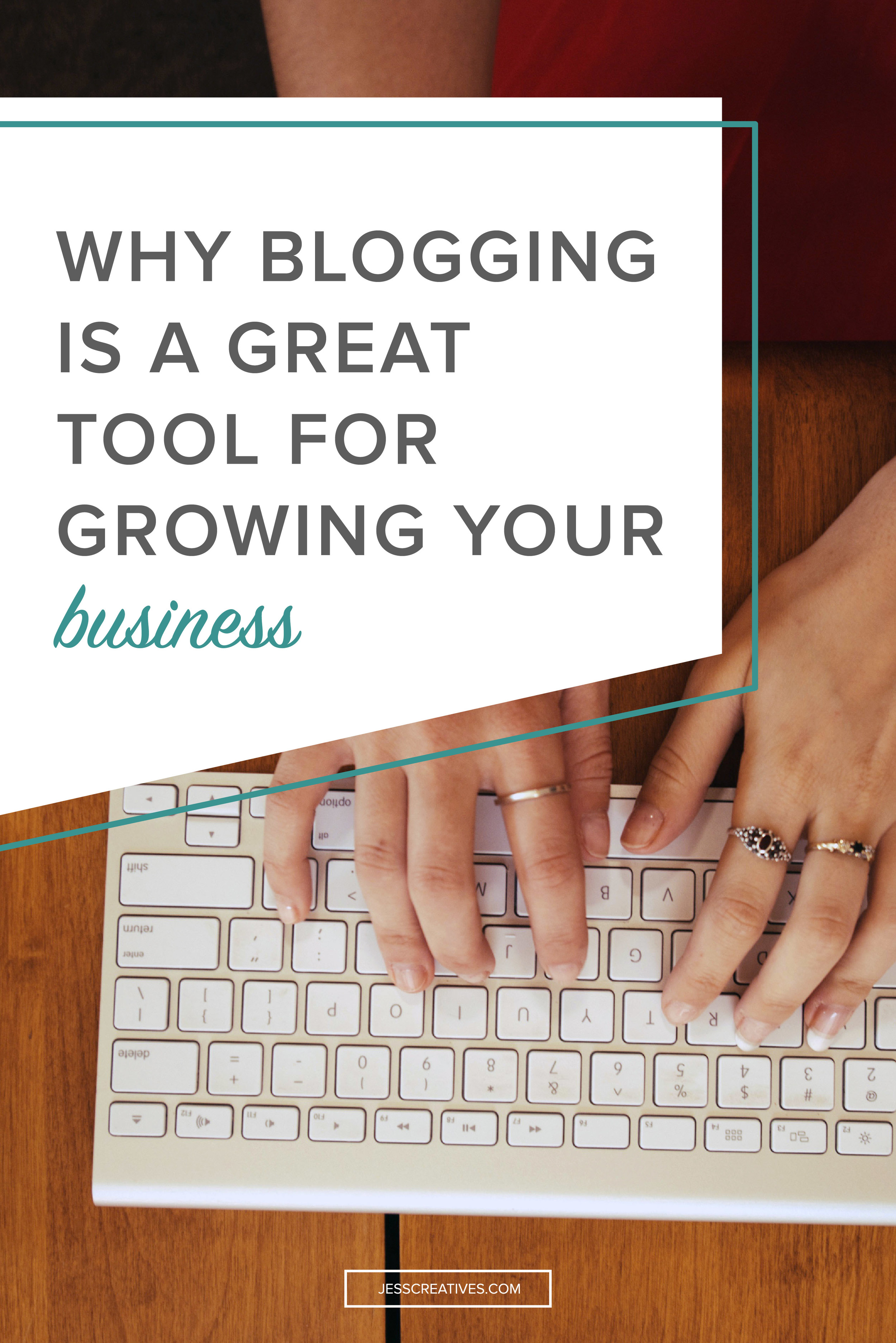 Why blogging is a great tool for your business