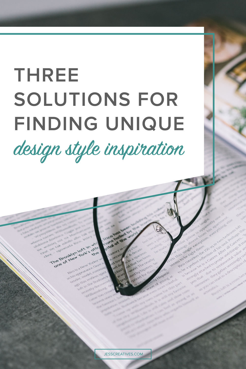 Have you ever found yourself at the start of a new project, spending hours on Pinterest desperately seeking inspiration that speaks to your unique style? But, all you can find is trendy design after trendy design? Yeah, me too.