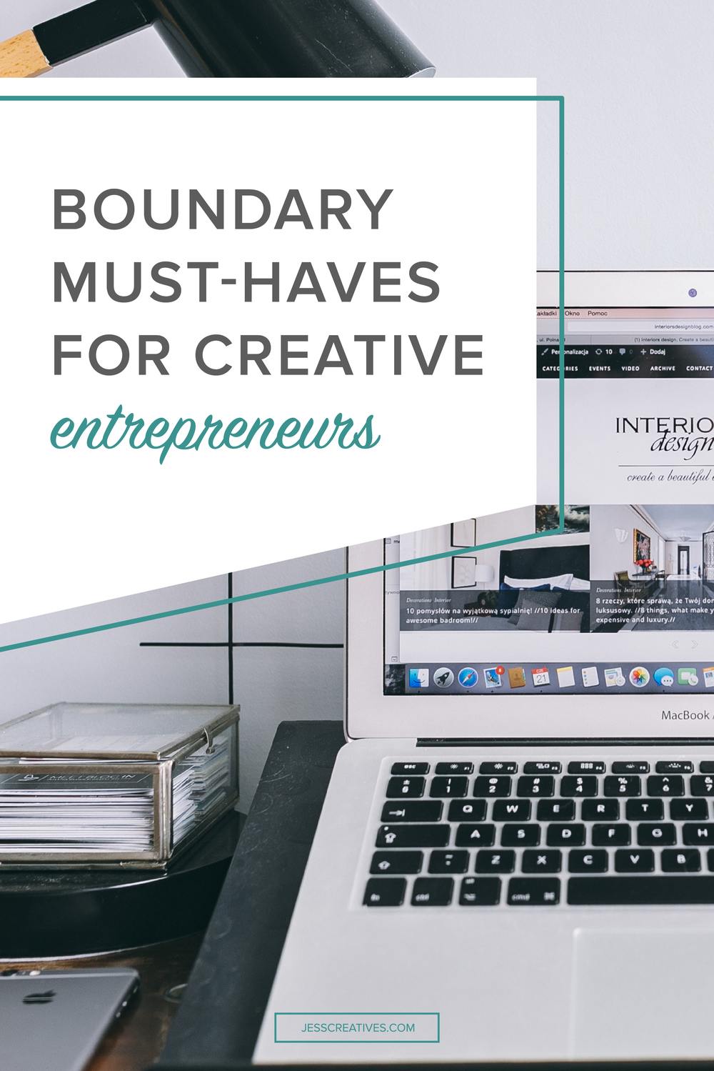 When I first started freelancing, I found it pretty challenging to navigate tough business situations that required setting boundaries. Many of these issues are things that I know a lot of entrepreneurs (especially those who primarily offer creative services) struggle with, so I decided to break down two of my toughest moments for you.