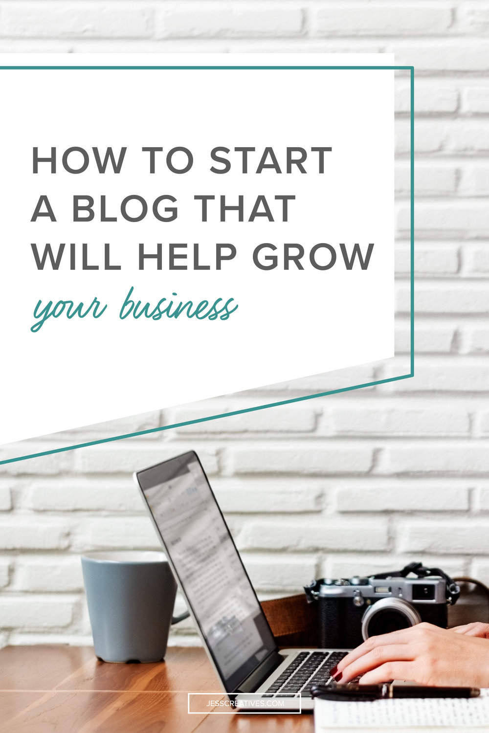 """Whether you're just starting a blog for the very first time, or you've decided to get serious about your current blog, there are a few tried-and-true """"rules for success"""" when it comes to blogging for business as a creative entrepreneur."""