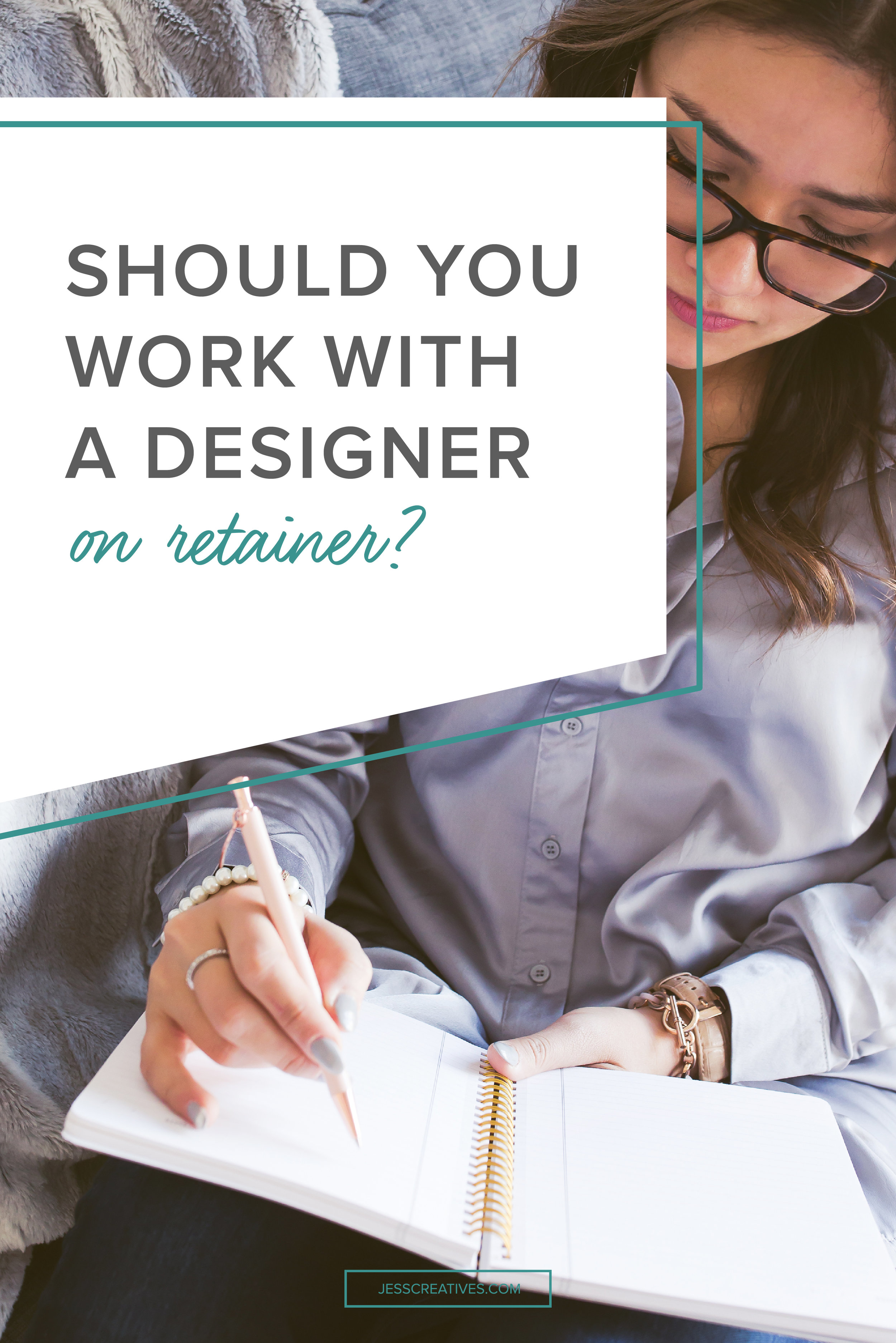 Should You Work with a Designer on Retainer?