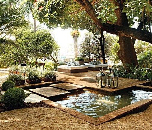Atlanta Landscape Designer On Pinterest: Size Matters: Landscape Design For Small Spaces