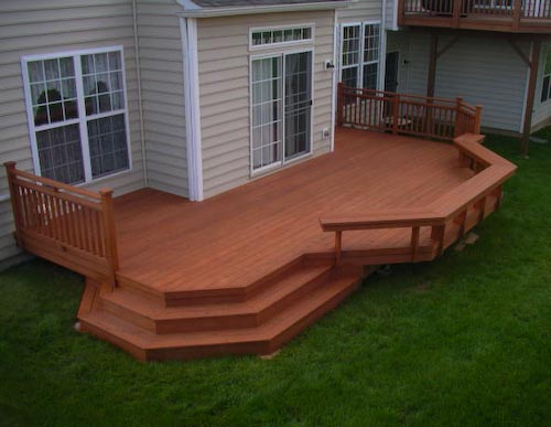 The one thing i wish my clients knew i would love to for Simple back deck designs