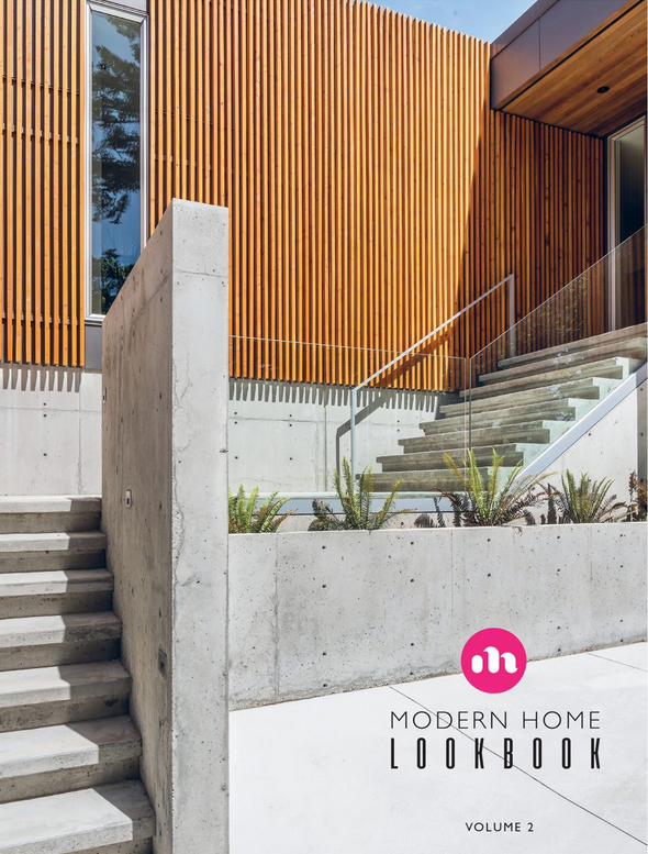 Featured in the Modern Home Look Book Volumes 1 & 2
