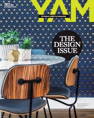 Project Featured  Jan/Feb 2018  YAM Magazine
