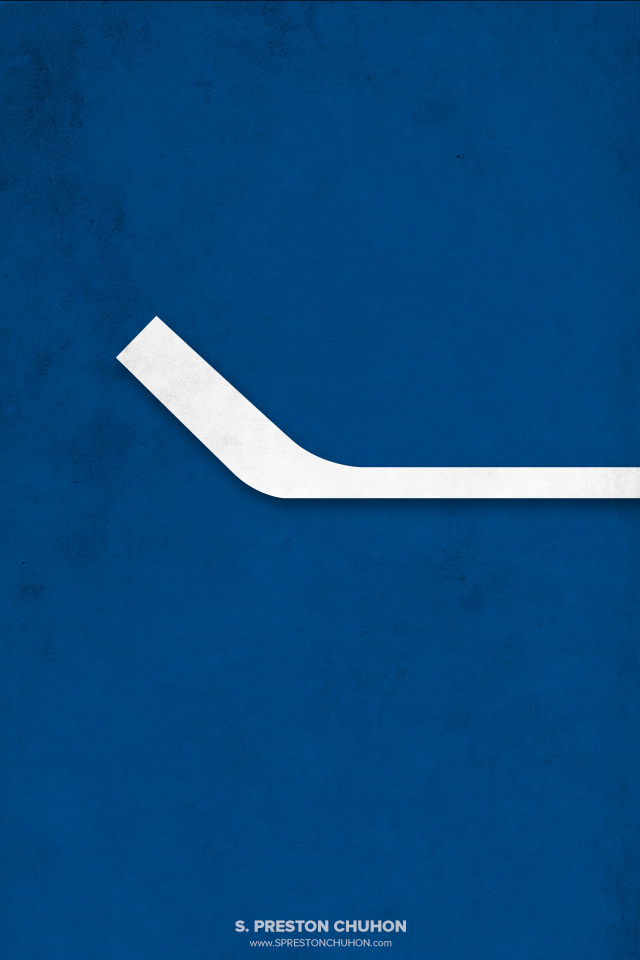 Vancouver Canucks iPhone4 - 640x960 iPhone5 - 640x1136