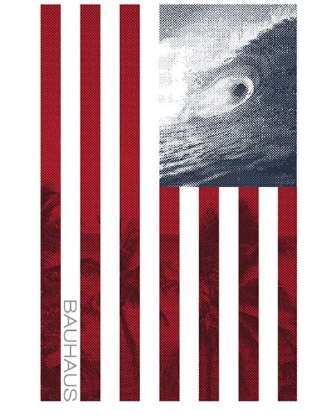 Happy Memorial Day. We are grateful for our country and all the me and women who serve.  #Bauhaus #usa #california #art #flag #america #modern #honor