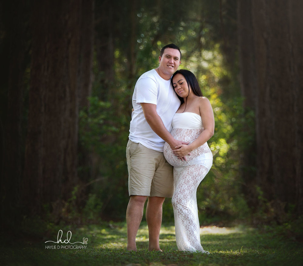 gold coast maternity photographer haylie D