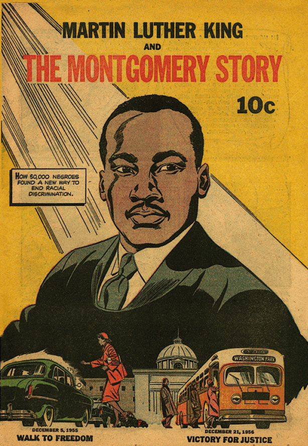 You receive (1) Montgomery Story Comic Reproduction of the original. Courtesy FOR USA.