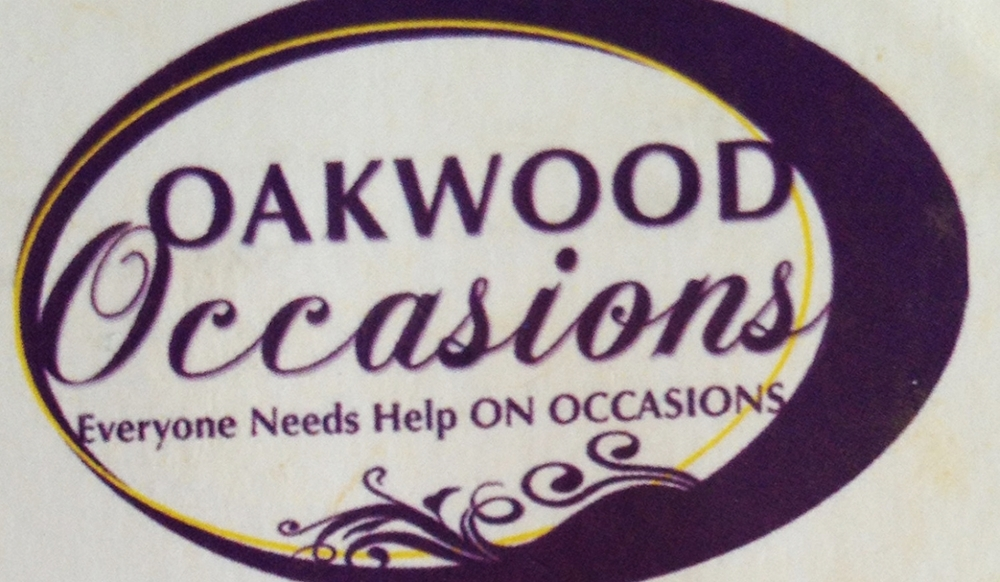 OAKWOOD OCCASIONS