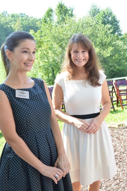Co-Founders Melody A. Lothridge and Darla L. Sosby
