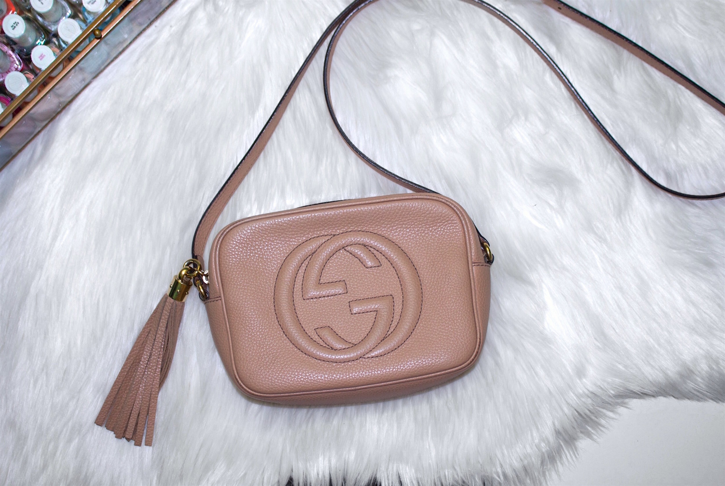 Gucci Soho Disco Bag Review Jasmine Wore What