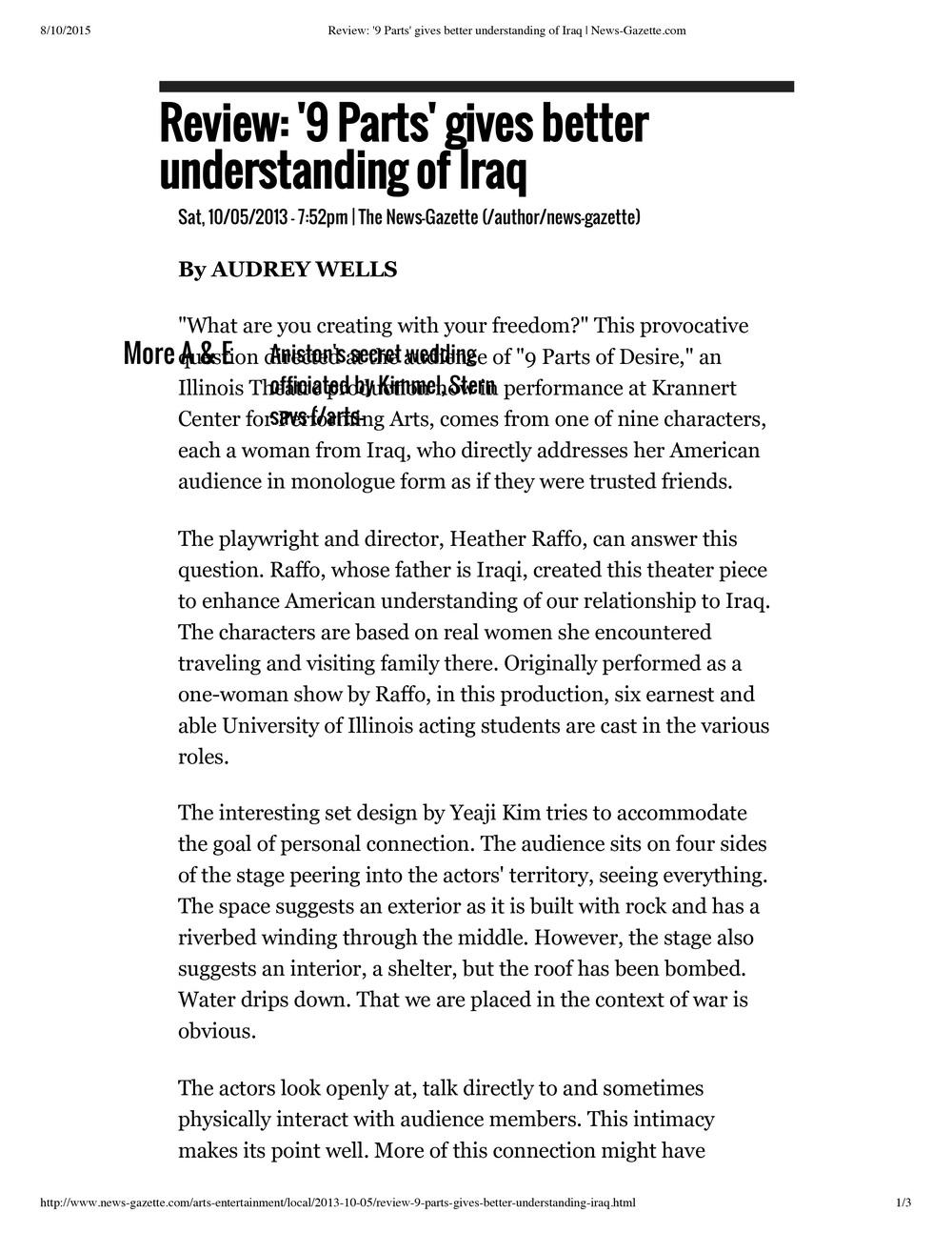Review_ '9 Parts' gives better understanding of Iraq _ News-Gazette.pdf-1.jpg