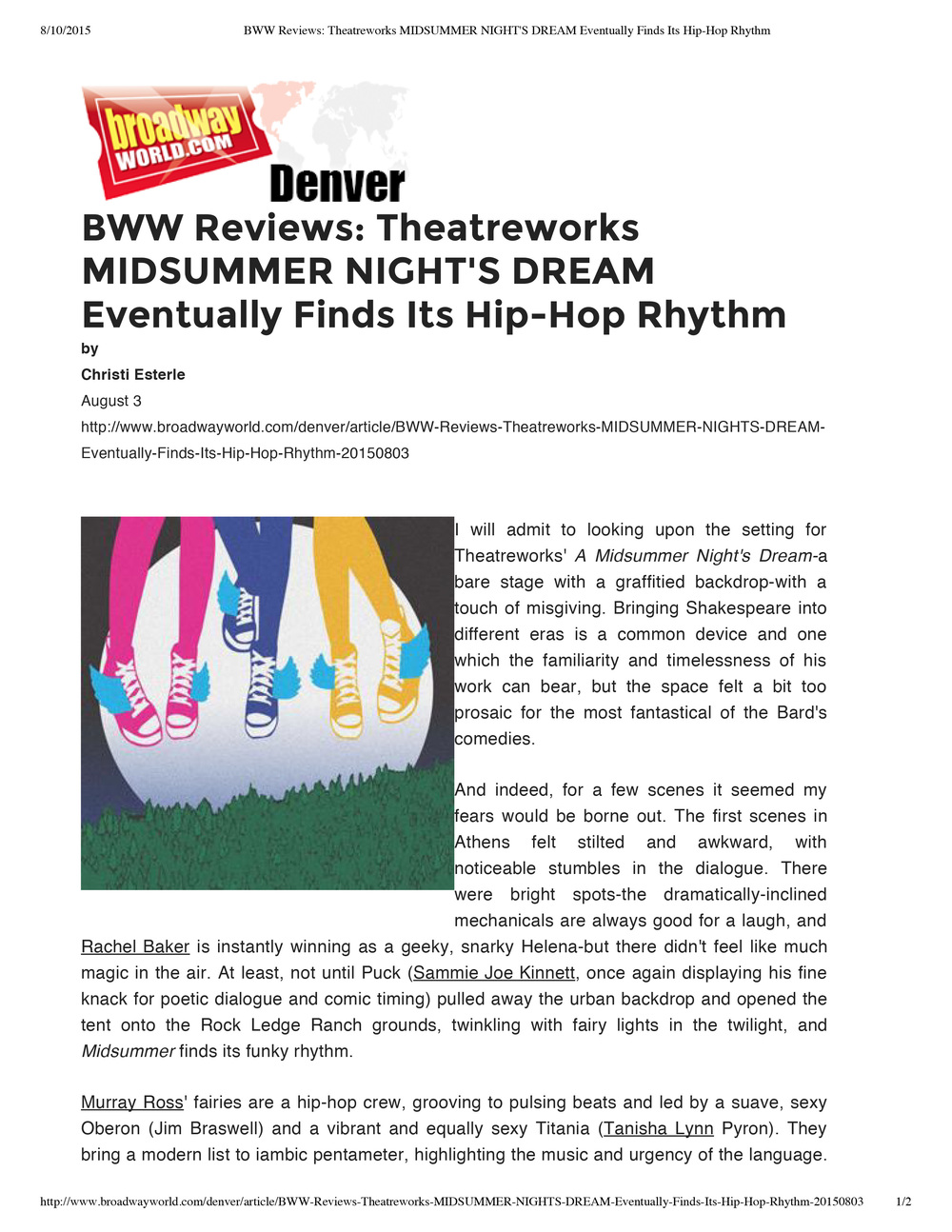 BWW Reviews_ Theatreworks MIDSUMMER NIGHT'S DREAM Eventually Finds Its Hip-Hop Rhythm.pdf-1.jpg