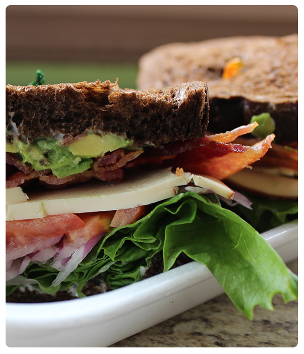 Click here to see all our sandwiches!