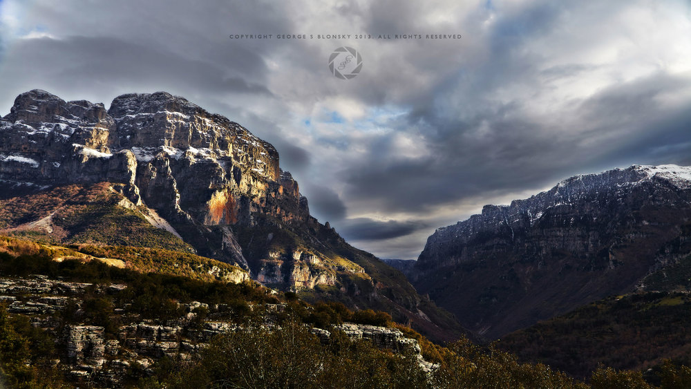 Mount Tymfis