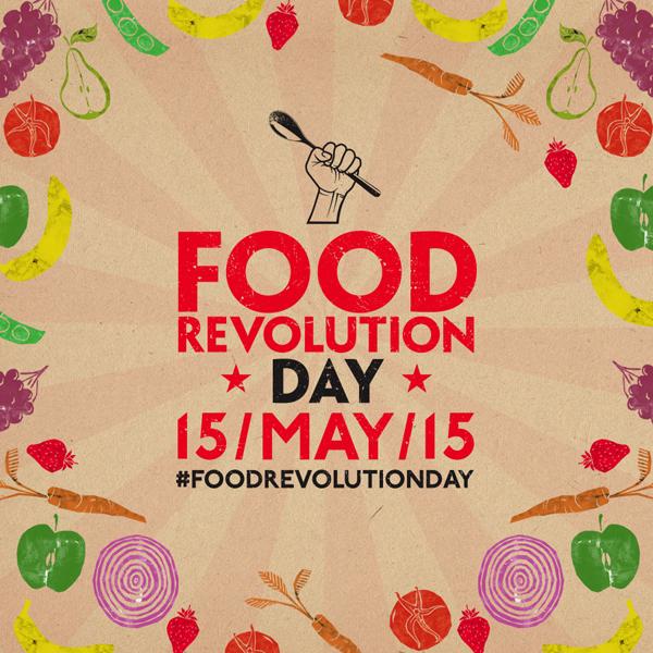 Foto: Divulgação Food Revolution Day