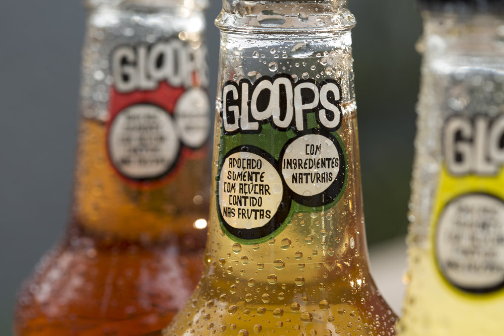 Gloops, refri saudável
