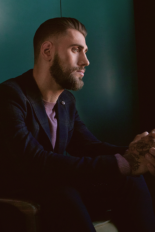Ted Grooming Room