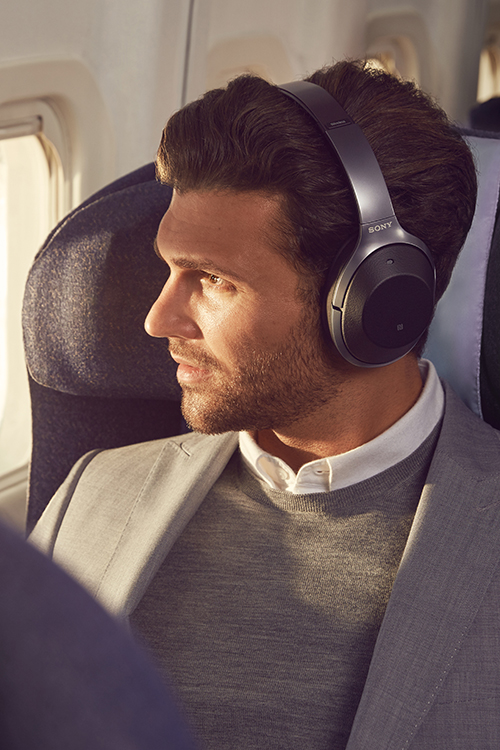 Sony X1000 Heaphone