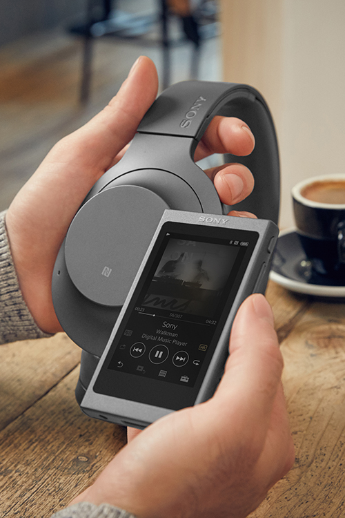 Sony H.Ear Headphone