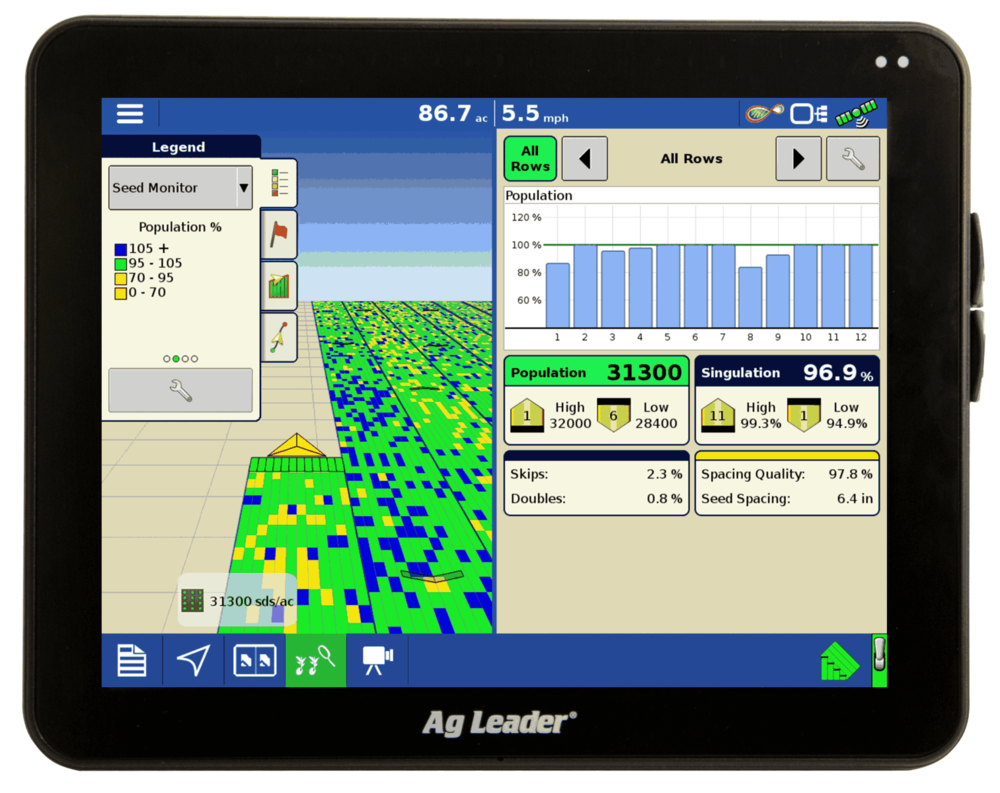 Advanced Seed Monitoring